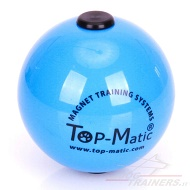 "Palla magnetica ""Technic Ball"" SOFT blu, 6,8 cm diametro"