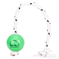 "Palla magnetica Top-Matic ""Fun-Ball"" mini verde, 5,8 cm diametro"